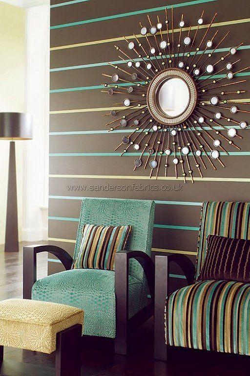 M s de 25 ideas incre bles sobre sof de color chocolate for Espejos para decorar salones