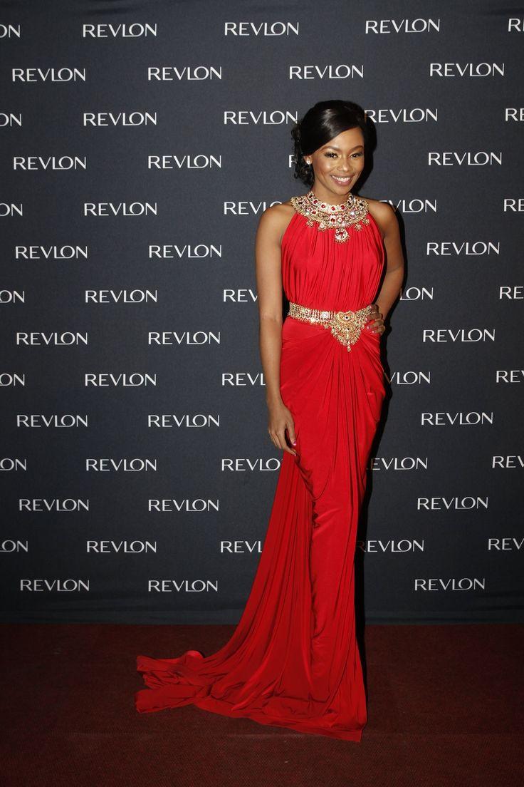 Her time has come | Revlon | Bonang