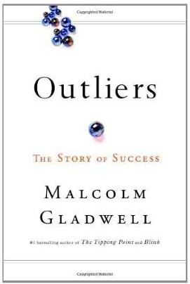 """Outliers:The Story of Success by Malcolm Gladwell.....I loved this book! I loved this book so much I bought copies for both my children--who couldn't appreciate it at the time """"Mom, why are you getting me this weird book?"""" But now they both love it, too. I love what an original thinker Gladwell is. And a grand storyteller to boot. --Laura Davis, The Writer's Journey www.lauradavis.net"""
