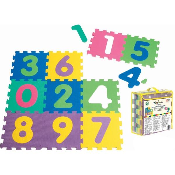 Covor de Joacă Puzzle Cifre - Playshoes