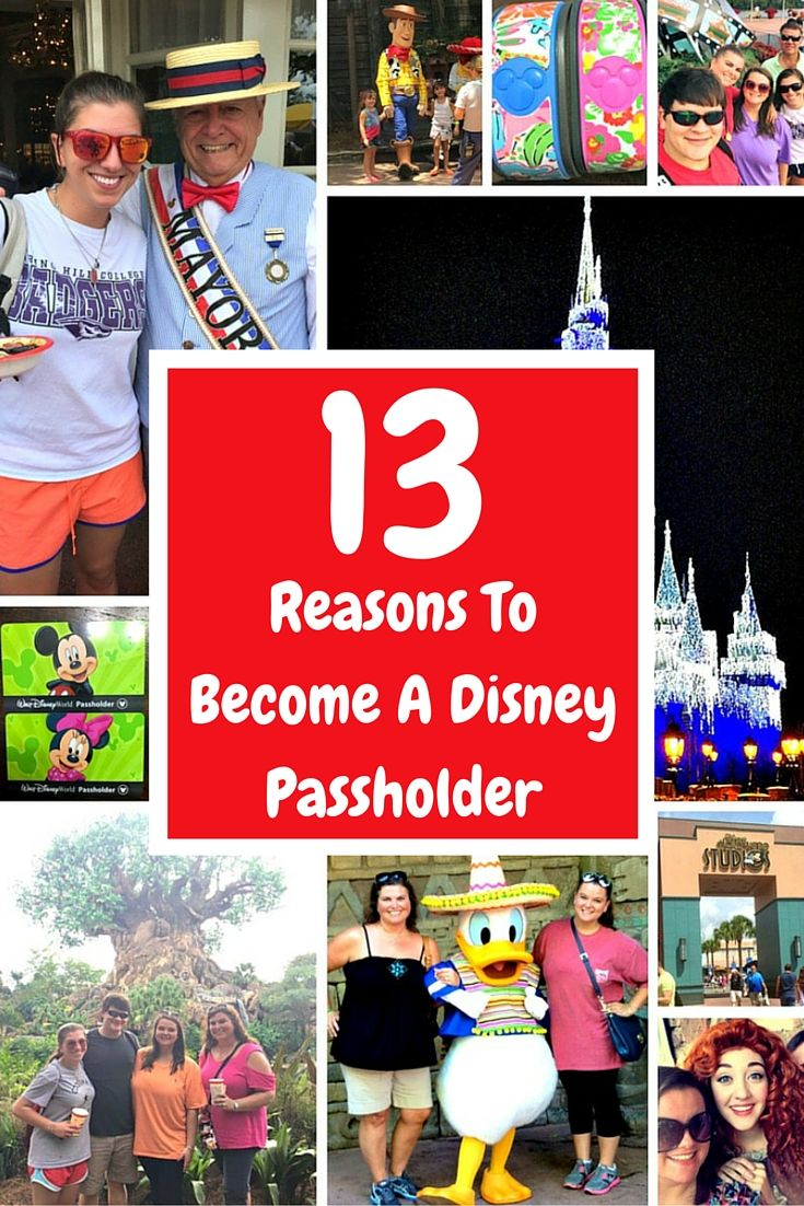 I love the Disney parks and having a season pass is a game changer. I can go to the park as often as I want, parking included, for the price of 2-3 visits, depending on the package I choose. Check out the other perks of being a Walt Disney World Passholder.