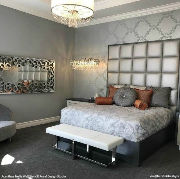 7267 Best Images About Dreamy Decorative Walls On Pinterest