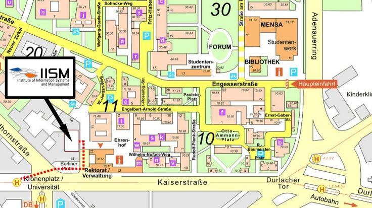 karlsruhe institute of technology | karlsruhe germany visiting address karlsruhe institute of technology ...