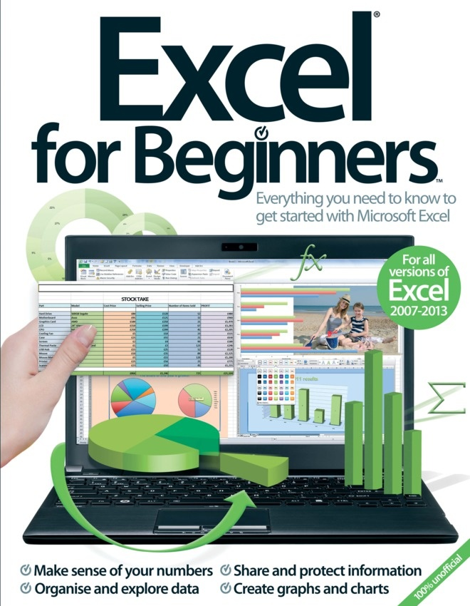 Excel For Beginners  Magazine - Buy, Subscribe, Download and Read Excel For Beginners on your iPad, iPhone, iPod Touch, Android and on the web only through Magzter