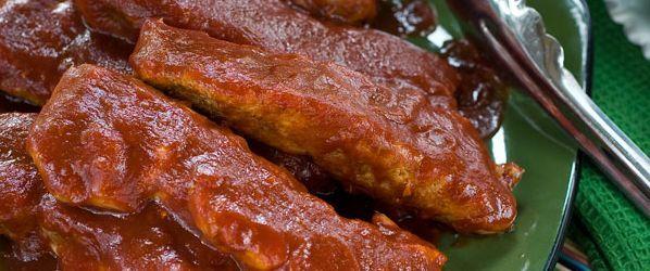 The Most Tender Country Style Honey Bbq Ribs Recipe Food Com Recipe Pork Rib Recipes Rib Recipes Honey Barbecue