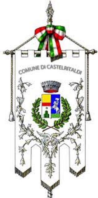 STENDARDO COMUNE CASTEL RITALDI