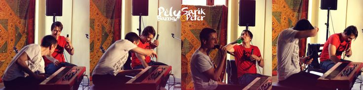 Pély Barna and Sárik Péter concert @ Moszkva Garden with Moszkva Café #Oradea