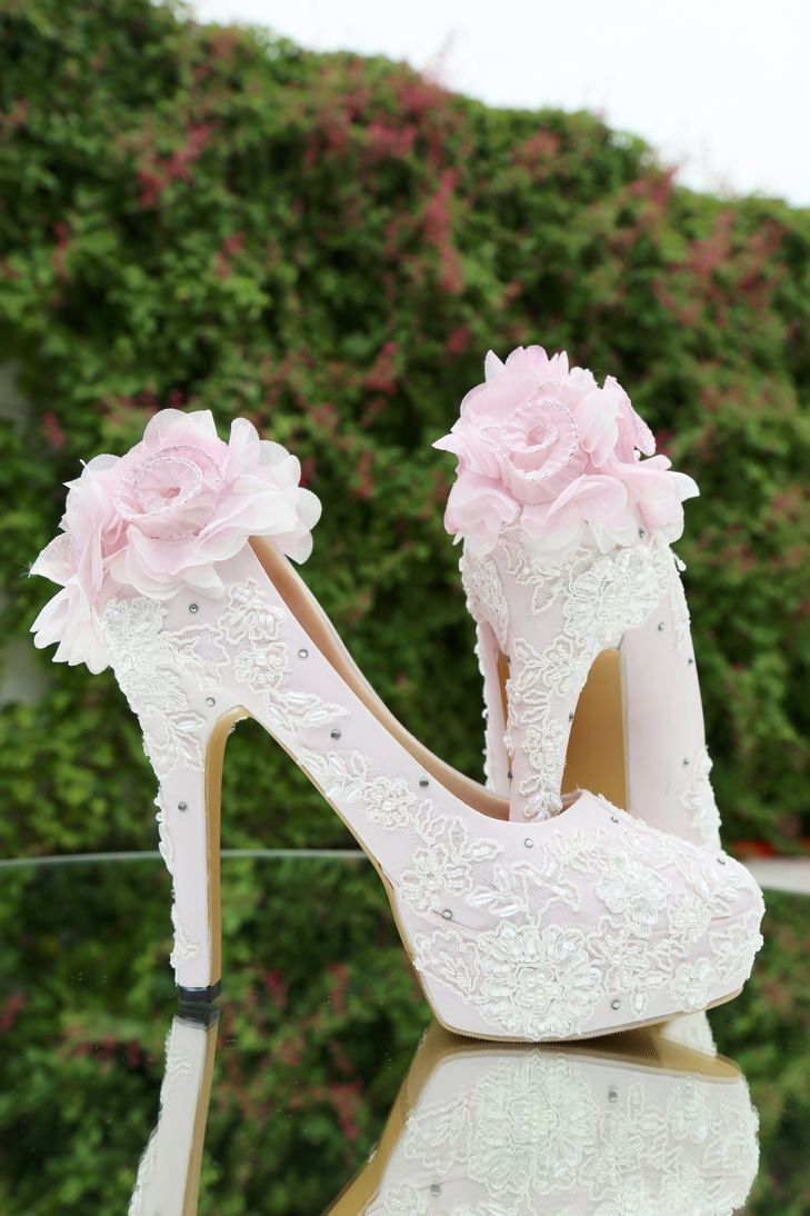 Slight Wedding Shoes