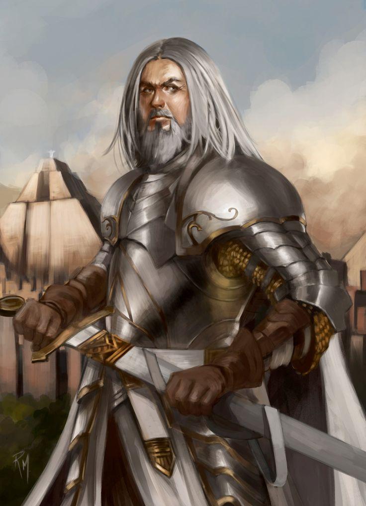 Sor Barristan, the Bold by rodmendez.deviantart.com on @DeviantArt