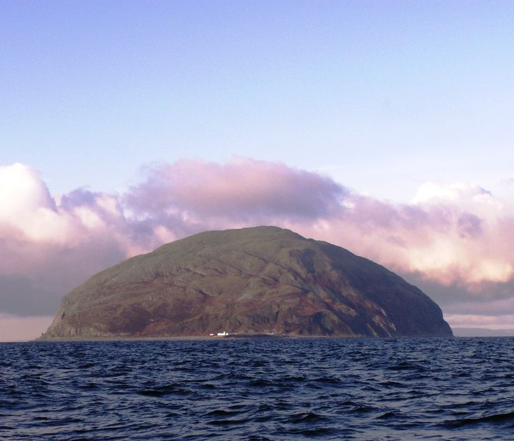 Ailsa Craig is a wee North Atlantic isle off Scotland that looks like a big curling stone. If you don't know what those are, you probably haven't been watching the sport of curling at the Winter Olympics in Sochi, Russia.