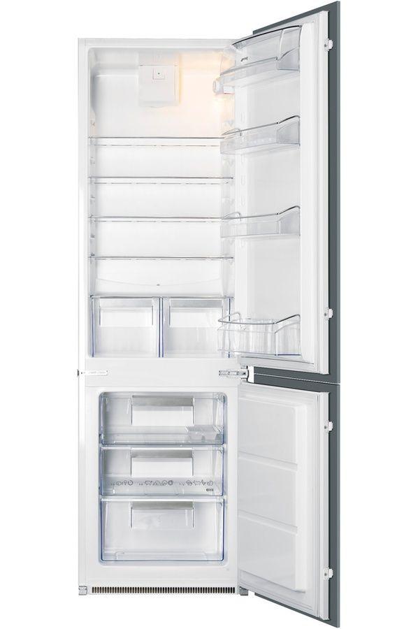 Refrigerateur congelateur encastrable Smeg C7280FP