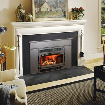 42 best Wood Fireplace Insert images on Pinterest | Wood stoves ...