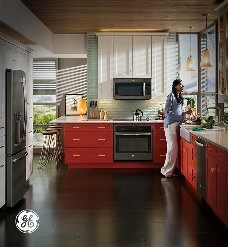 Gray In The Kitchen Is A Growing Trend And One Ge