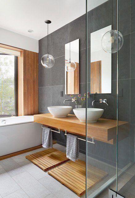Pin By Leslie Hsiang On Bathrooms Salle De Bain Salle Salle De