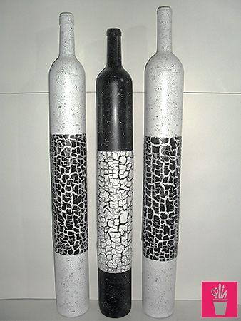 Garrafas alongadas na reciclagem                                                                                                                                                                                 Mais