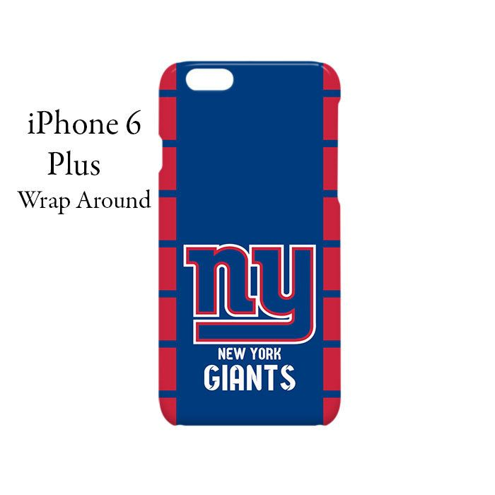 New York Giants iPhone 6/6s PLUS Case Cover