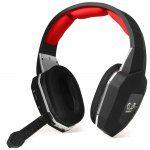 HUHD HW-399M Los mejores cascos relación calidad-precio para gaming y por un precio muy recomendado. Compralos ahora que están en oferta 32 euros con gastos de envío. Antes 73 euros.