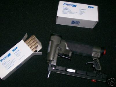 #7 Series Rainco/Empire Air Staple Gun Ideal For Upholstery On Furniture,  Window