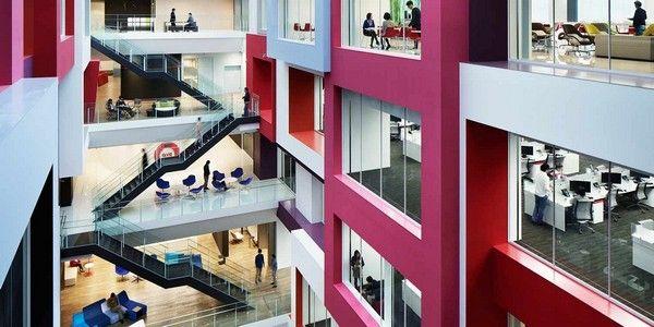 TOP Interior Design Studios in New York City Gensler 1
