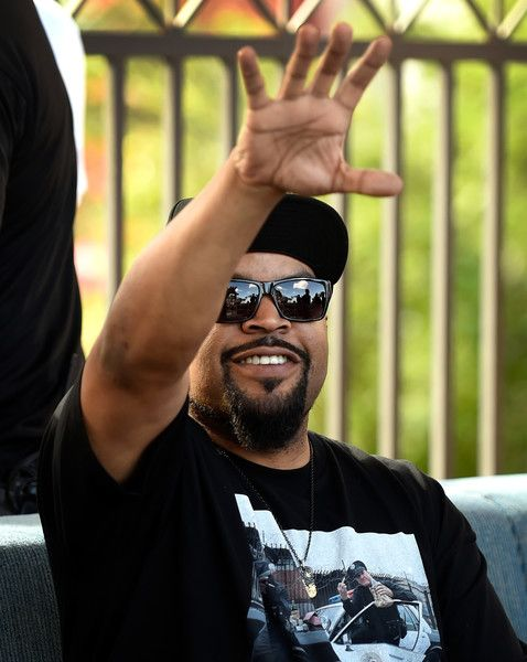 Ice Cube Photos Photos - Rapper Ice Cube attends Daylight Beach Club at the Mandalay Bay Resort and Casino on May 6, 2017 in Las Vegas, Nevada. - Ice Cube Hosts Daylight Beach Club