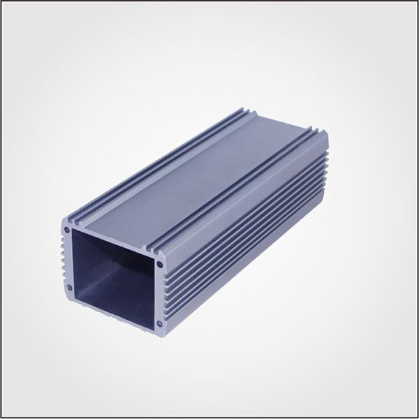 Great quality AL6063 extruded housing for AC/DC converter. #heatsink #extrudedheatsink #converterheatsinik #chinaheatsink