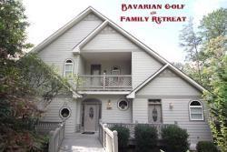Helen, GA Cabin Rentals   Bavarian Golf & Family Retreat   7 Bedroom Luxury Home with Hot Tub