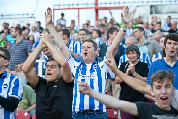 @OfficialBHAFC  #STFC v #BHAFC New fan gallery just launched on http://www.seagulls.co.uk