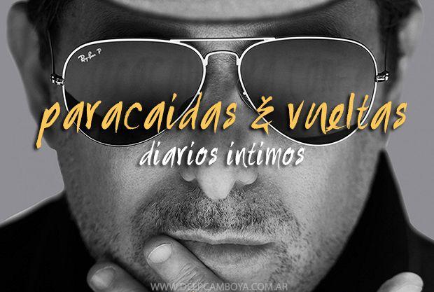 ROCKEROS: ARTÍCULOS DE ROCK - PARACAÍDAS Y VUELTAS (DIARIOS ...