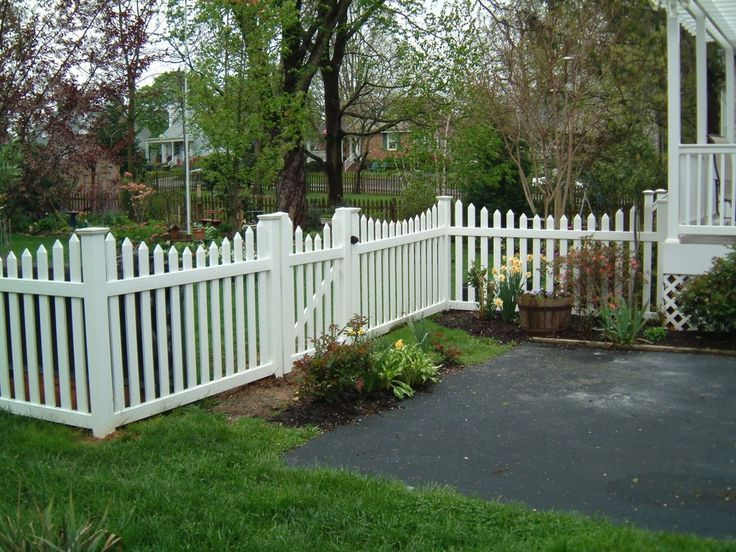 28 Best Images About Pvc Fence On Pinterest Outdoor