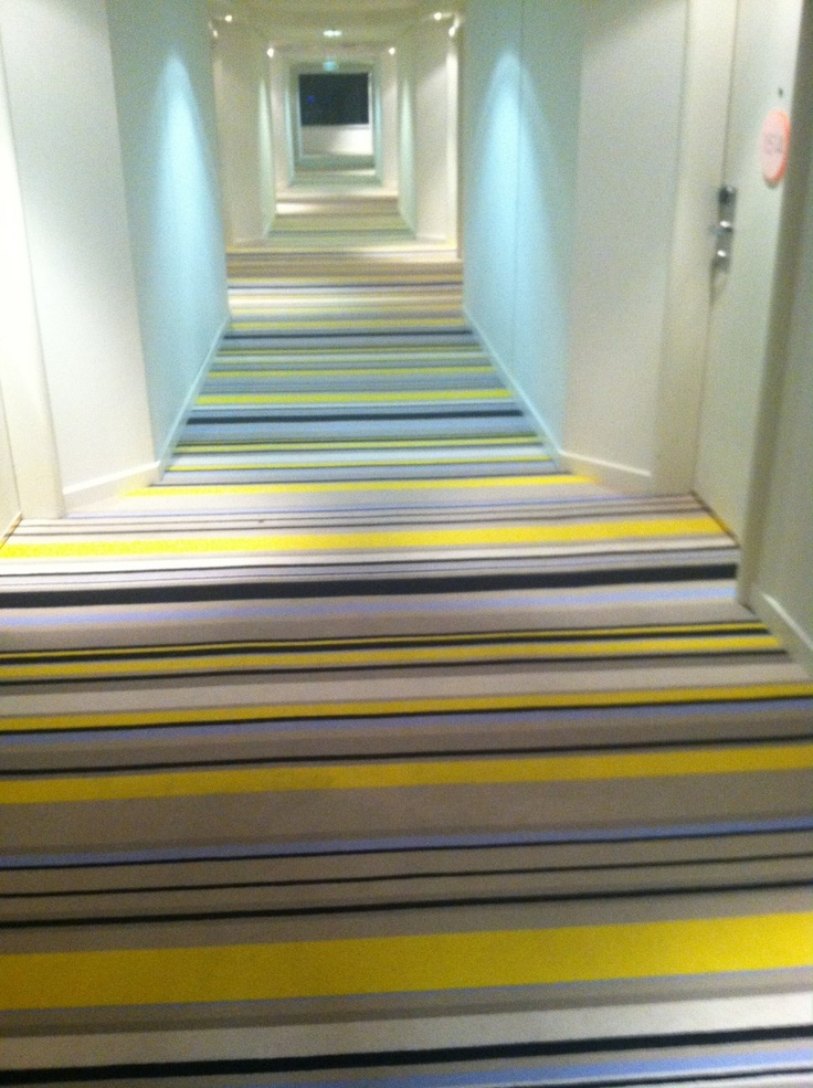 Chapter 2 Hallway Of The Hotel In Surfer S Paradise