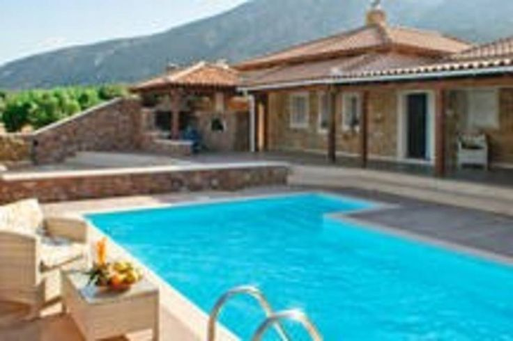 Check out this awesome listing on Airbnb: VILLA with pool *peaceful retreat! - Villas for Rent in Ζάκρος