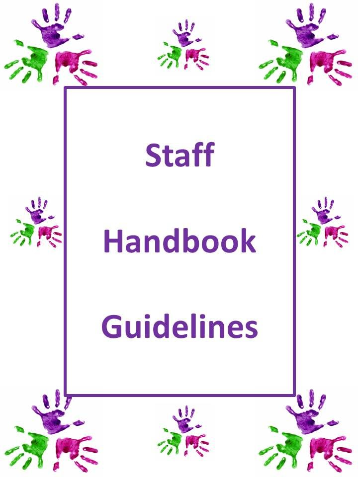 Your Preschool Staff Handbook should clearly state your program policies & the expectations of your preschool staff.  Preschool Plan It shows you how to develop one!