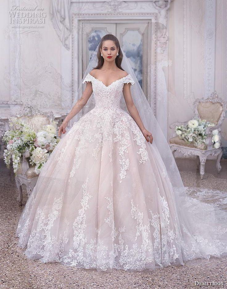 Platinum by Demetrios 2019 Wedding ceremony Attire