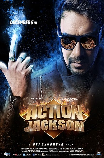 Action Jackson 2014 Indian Movie full Torrent Download (1CD) http://freshupguys.blogspot.com/2014/12/action-jackson-2014-indian-movie-full.html