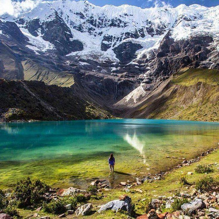 Salkantay Trail, Peru. Photo by @MoonMountainMan