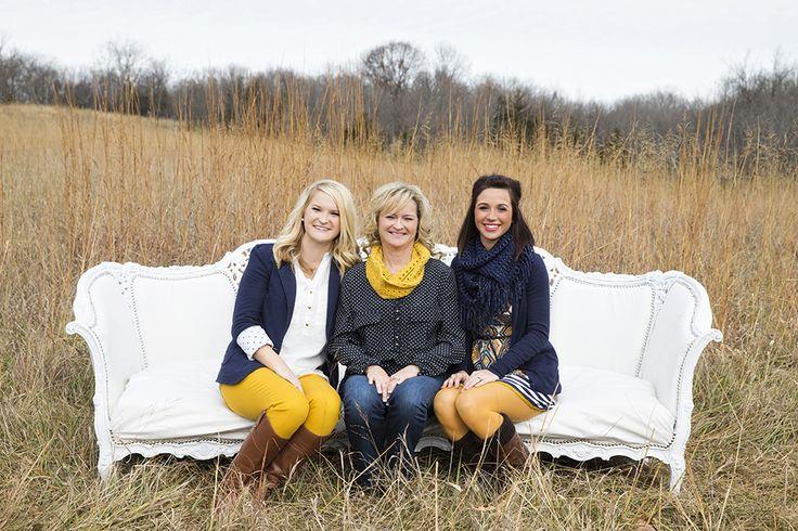 "Quandt Family, ""White Couch Mini Session"", Shawnee Mission Park ..."