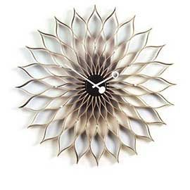 Vitra Sunflower Clock by George Nelson