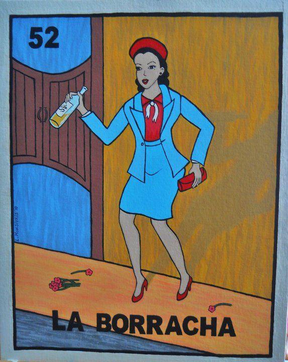La Borracha by Linda Monsivais