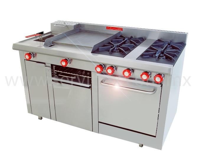 Estufas comerciales ii multichef caracteristicas - Laminas de acero inoxidable ...