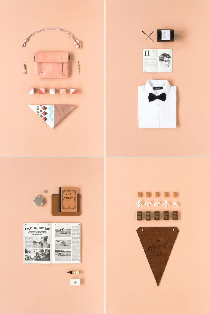 Brooke Holm Photography for The Design Files. Love the lay out of the men's section.