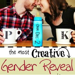 The Most Creative Gender Reveal Ideas + Giveaway