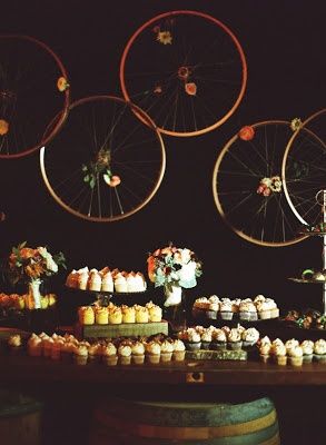 ♥Casamento de ciclistas...