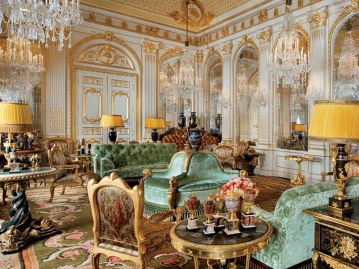 Alberto Pinto Studio - Top Inneneinrichtung Projekten - franzosische luxus einrichtung barock design