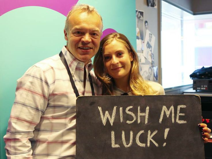 #Eurovision: Molly With Graham Norton