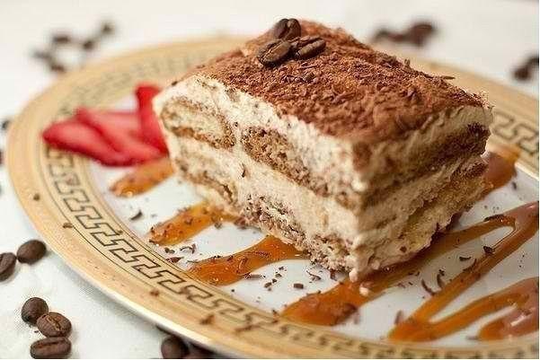 Тирамису-самый популярный десерт в мире | АйдаЕда!