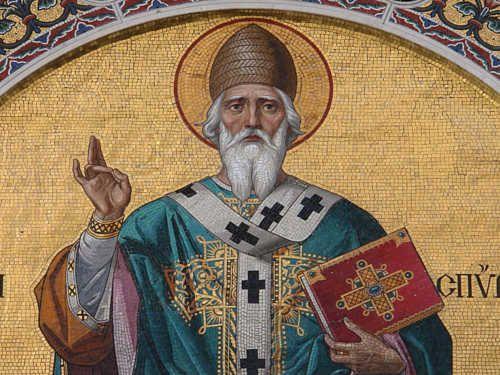 Modlitba Saint Spyridon