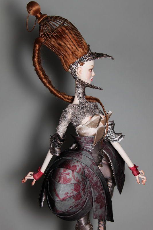 Amazing dolls by the sisters popovy    http://www.popovy-dolls.com/