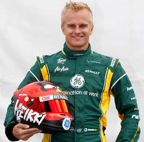 Heikki Kovalainen (born 19 October 1981),  Finnish racing driver.   -  http://en.wikipedia.org/wiki/Heikki_Kovalainen      Hyvää syntymäpäivää! * Happy Birthday!