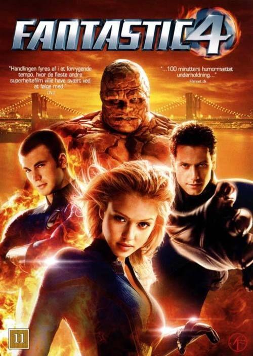 Fantastic Four 2005 full Movie HD Free Download DVDrip