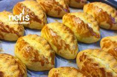 Mısır Unlu Peynirli Poğaça Tarifi